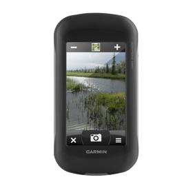Garmin Montana 680t, GPS STD STD
