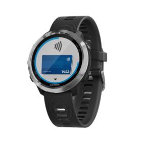 Garmin Forerunner 645 Music GPS, pulsklokke