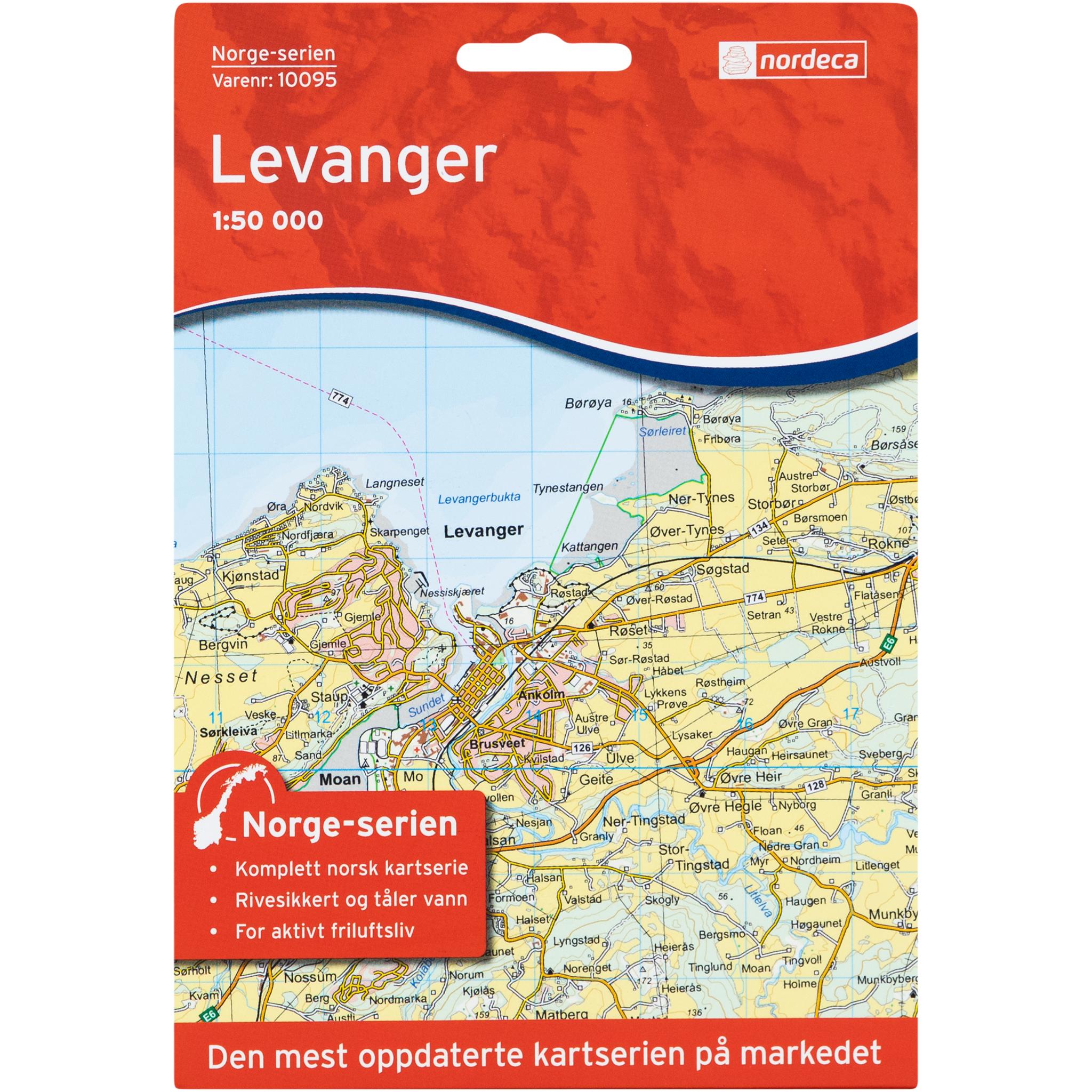 Nordeca Levanger