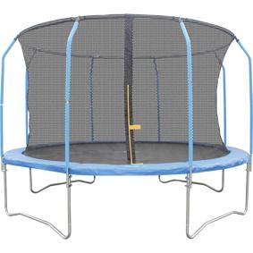High Jump Sikkerhetsnett til trampoline 396Cm Blå