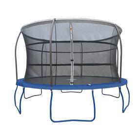 POWER JUMP Trampoline 426cm Complete  429 cm NAVY BLUE