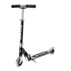 MicroSprite black scooter, sparkesykkel STD Black