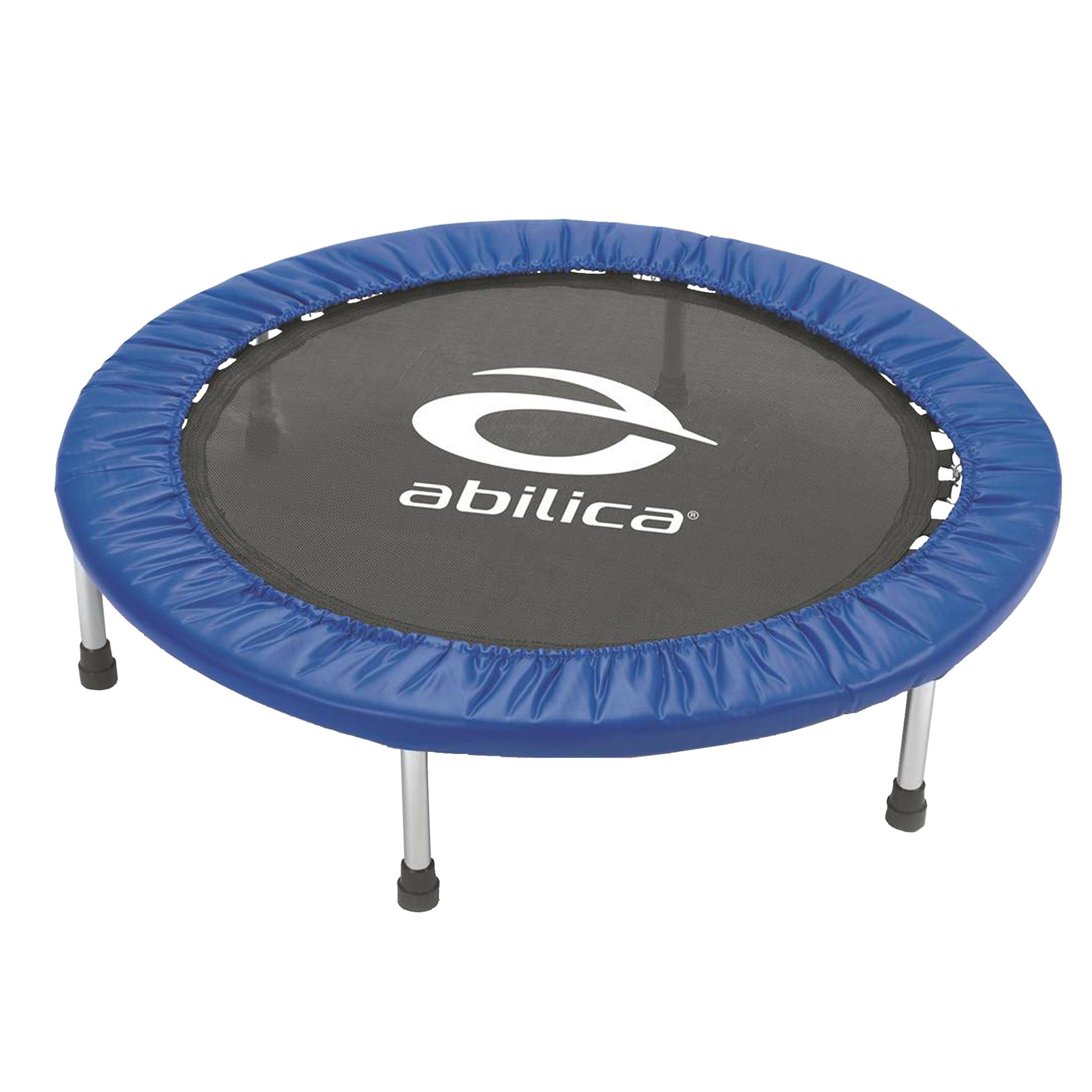 Abilica JumpIt, trampoline STD Black/Blue