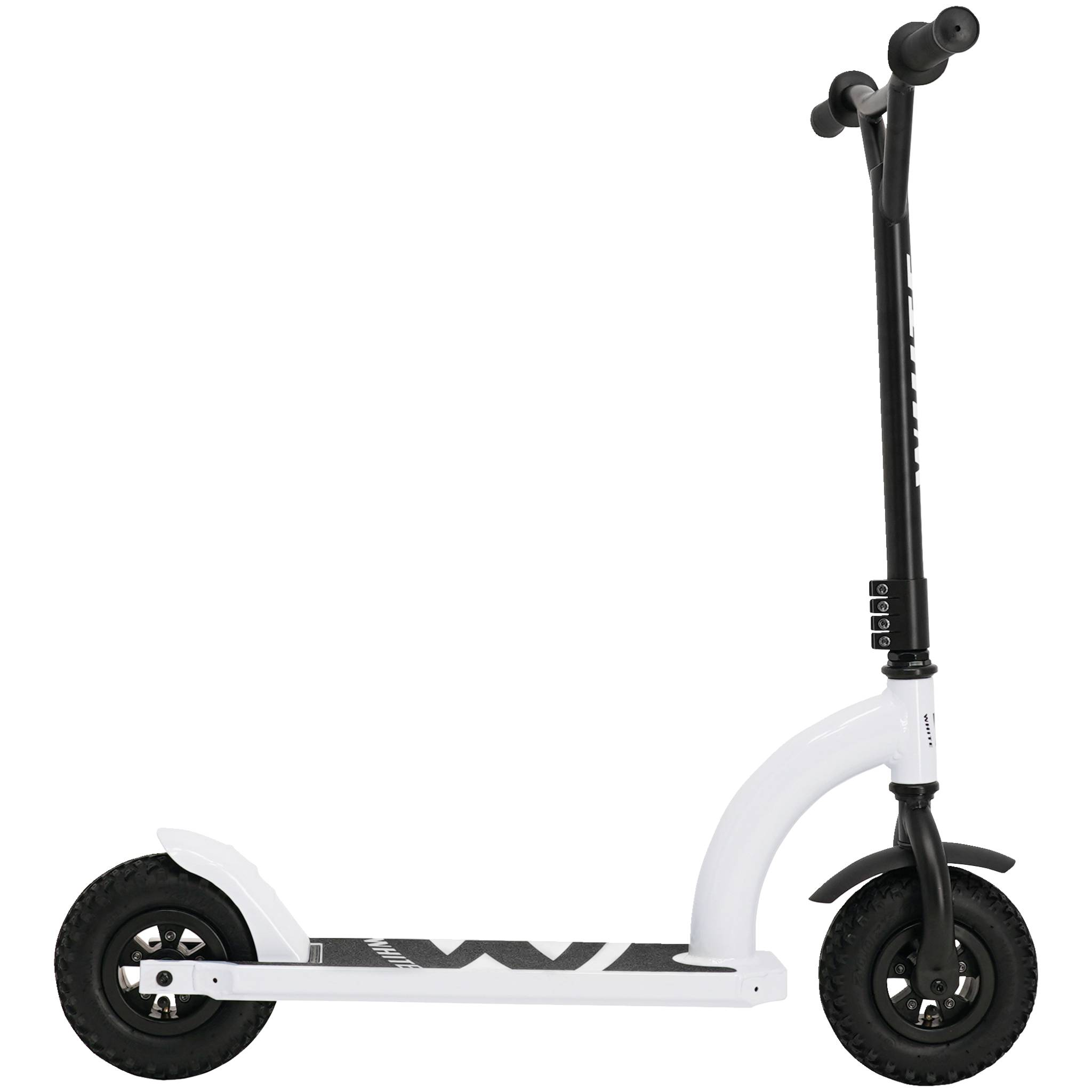 White Dirt scooter offroad air White 8″, sparkesykkel