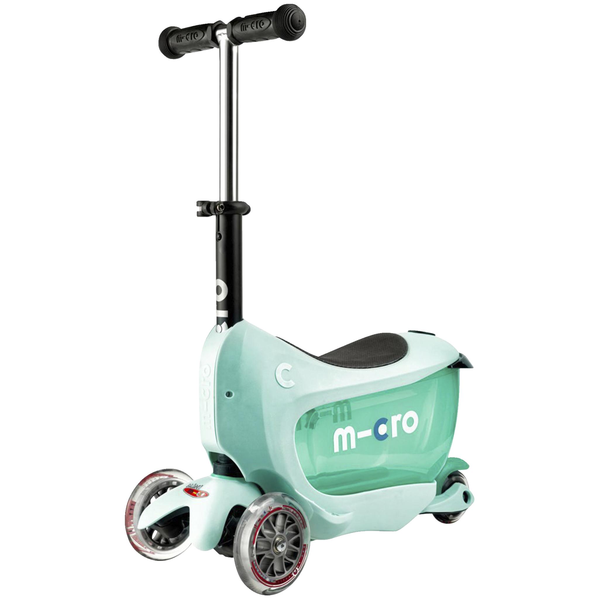 Micro Mini2go Deluxe, sparkesykkel barn