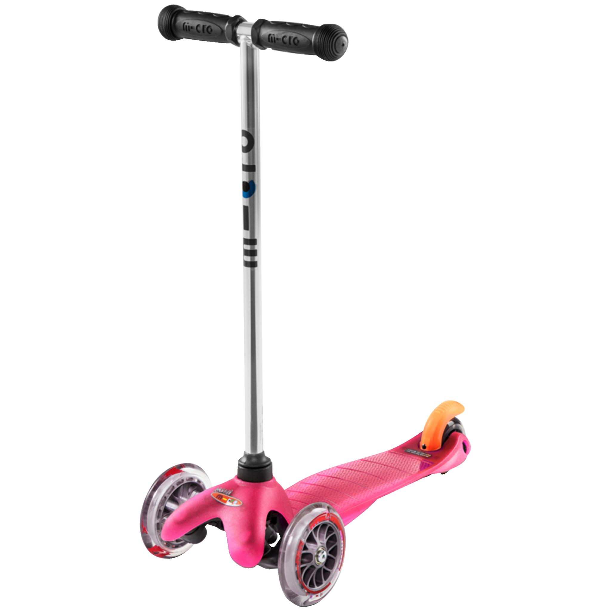 Micro Mini Pink, sparkesykkel
