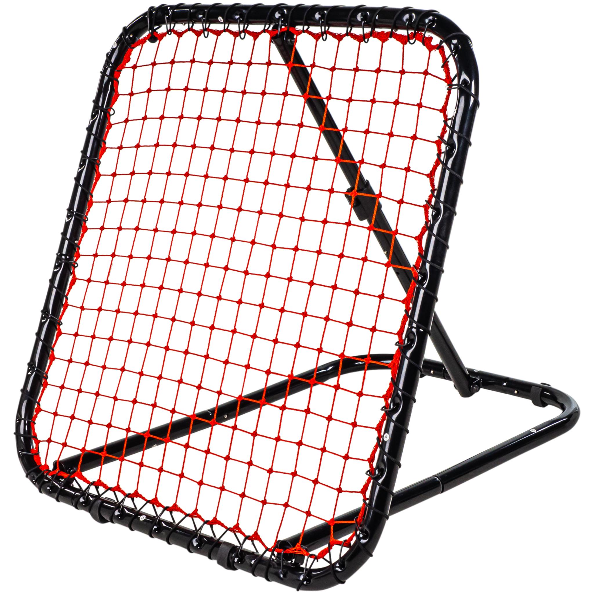 Pure2Improve Rebounder Fotball STD BLACK/RED