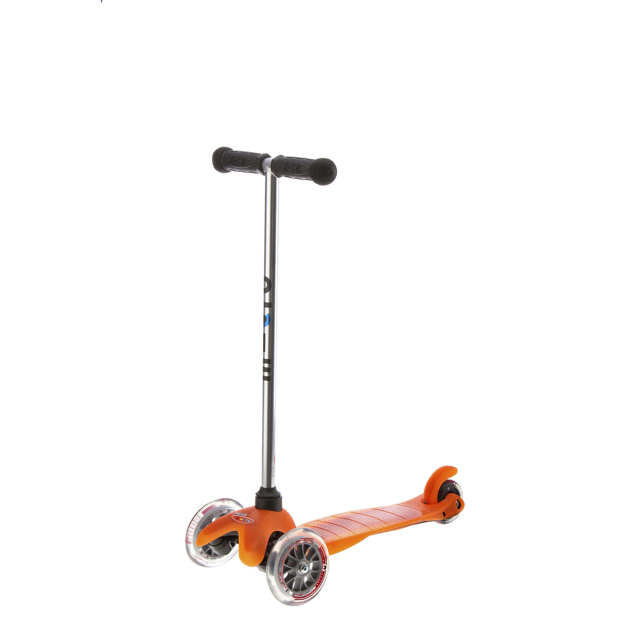 Micro MiniMicro orange 3 scooter, sparkesykkel