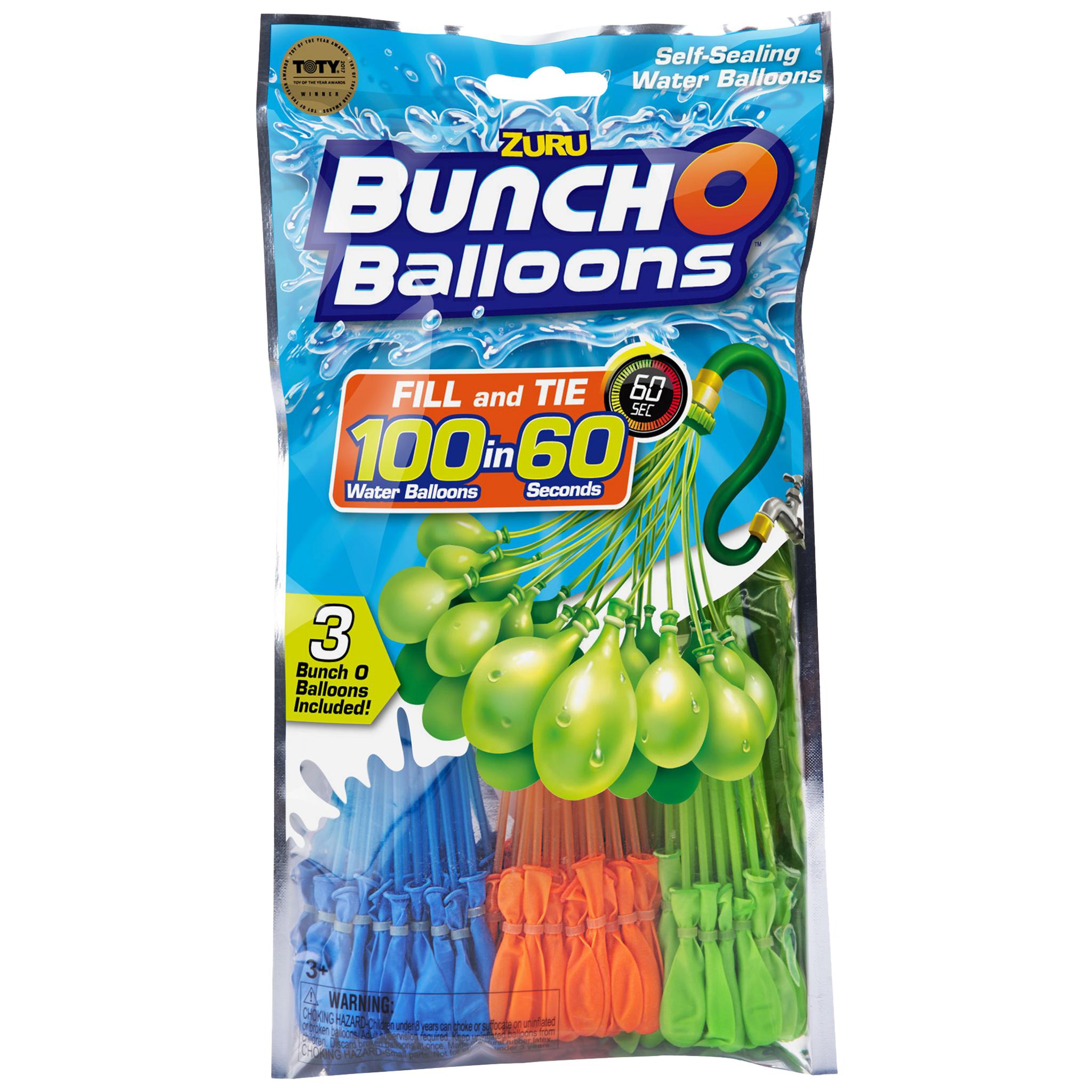 BUNCHO BALLOONS Selvlukkende vannballonger
