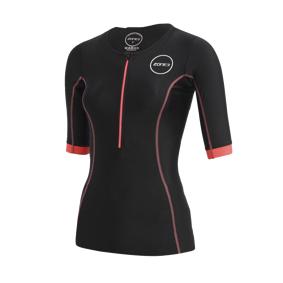 Zone3 Tri top Short sleeve, kortermet triatlontopp dame