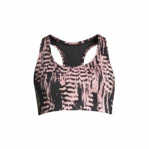 Casall Iconic Sports Bra, sports-bh dame LCD Survive Pink