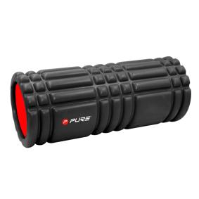 Pure2Improve Foam Roller  STD BLACK