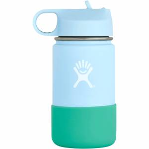Hydro Flask Kids Wide Mouth With Straw Lid, 355 ml, drikkeflaske
