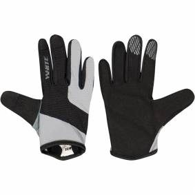 White Lite junior glove LF Grey M Grey