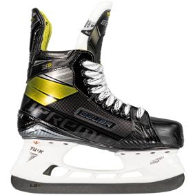bauer BTH20 Supreme 3S Skate, hockeyskøyte intermediate FIT3 4,5 / 38 Fit3