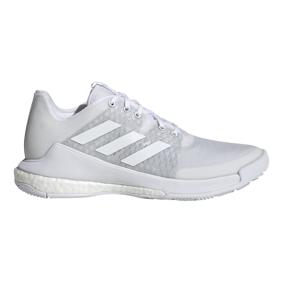 adidas CrazyFlight, innendørssko dame 41 1/3 Ftwr White/Ftwr Whit
