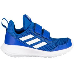 adidas AltaRun, innendørssko barn 28 blue/ftwr white/blue