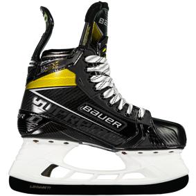 bauer BTH20 Supreme Ultrasonic Skate, hockeyskøyter senior FIT3 09.0 / 44,5 STD