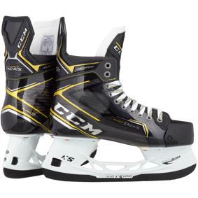 CCM Supertacks AS3 Pro Skate, hockeyskøyte intermediate D 5 / 38,5 STD