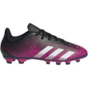 adidas PREDATOR FREAK .4 FxG J / Q2 21, fotballsko junior 29 Shock Pink/ftwr Whit