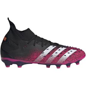 adidas PREDATOR FREAK .2 MG / Q2 21, fotballsko senior 40 Core Black/Ftwr Whit