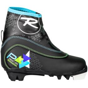 Rossignol Powah Boot Blue Kids 20/21, klassiskstøvel, barn 29 BLACK