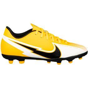 Nike Vapor Club MG Q3 20, fotballsko junior 34 Laser Orange/Black-W
