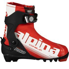 Alpina R Combi JR, kombistøvel, barn/junior 33 RED/WHITE/BLACK