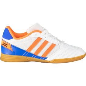 adidas Super Sala, futsalsko junior 33 FTWWHT/SIGCOR/GLOBLU