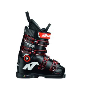 Nordica Dobermann GP 90 JR 20/21, alpinstøvel racing junior 255 (40,5) BLACK