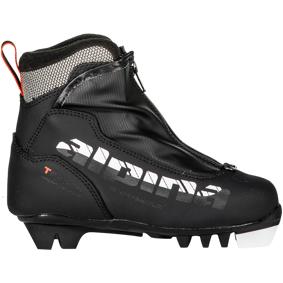 Alpina T 5 Plus Jr. 20/21, klassiskstøvel, barn/junior 28 BLACK/RED/WHITE