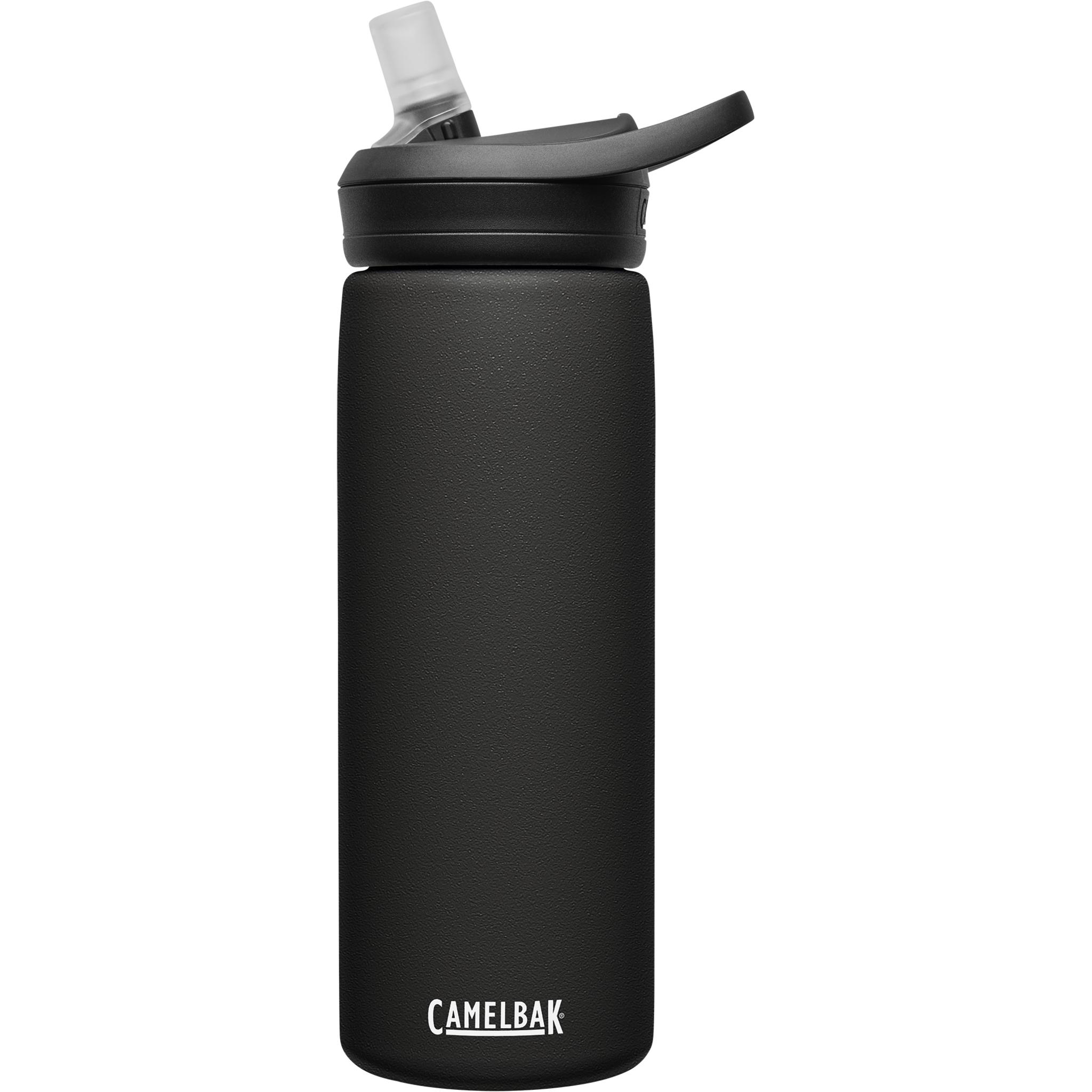 Camelbak Eddy+Vacuum Ins 0,6L Black, drikkeflaske STD BLACK