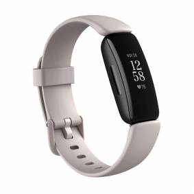 Fitbit Inspire2 Lunar White, aktivitetsmåler, unisex STD Lunar White