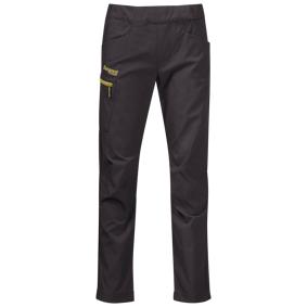 Bergans Lilletind V2 Light Softshell Pant, softshellbukse barn 122 Solid Charcoal/pinea