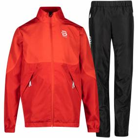 Dæhlie Technic Suit, langrennsdress junior  140 high risk red