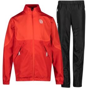 Dæhlie Technic Suit, langrennsdress junior  128 high risk red