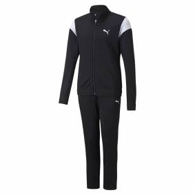 Puma Alpha Suit, joggedress junior 152 Puma Black