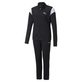 Puma Alpha Suit, joggedress junior 128 Puma Black