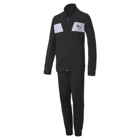 Puma Poly Suit, joggedress junior 164 Puma Black