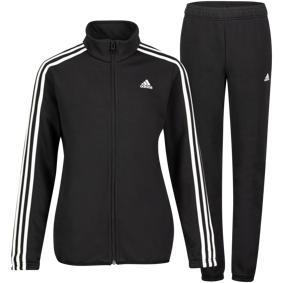 adidas Essentials Tracksuit, treningsdress junior 164 BLACK