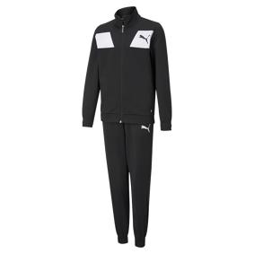 Puma Poly Suit, joggedress junior 140 Puma Black