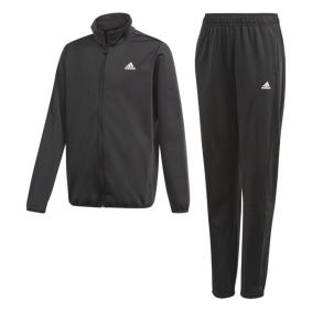adidas Essentials Trip Tracksuit, treningsdress junior 128 Grey