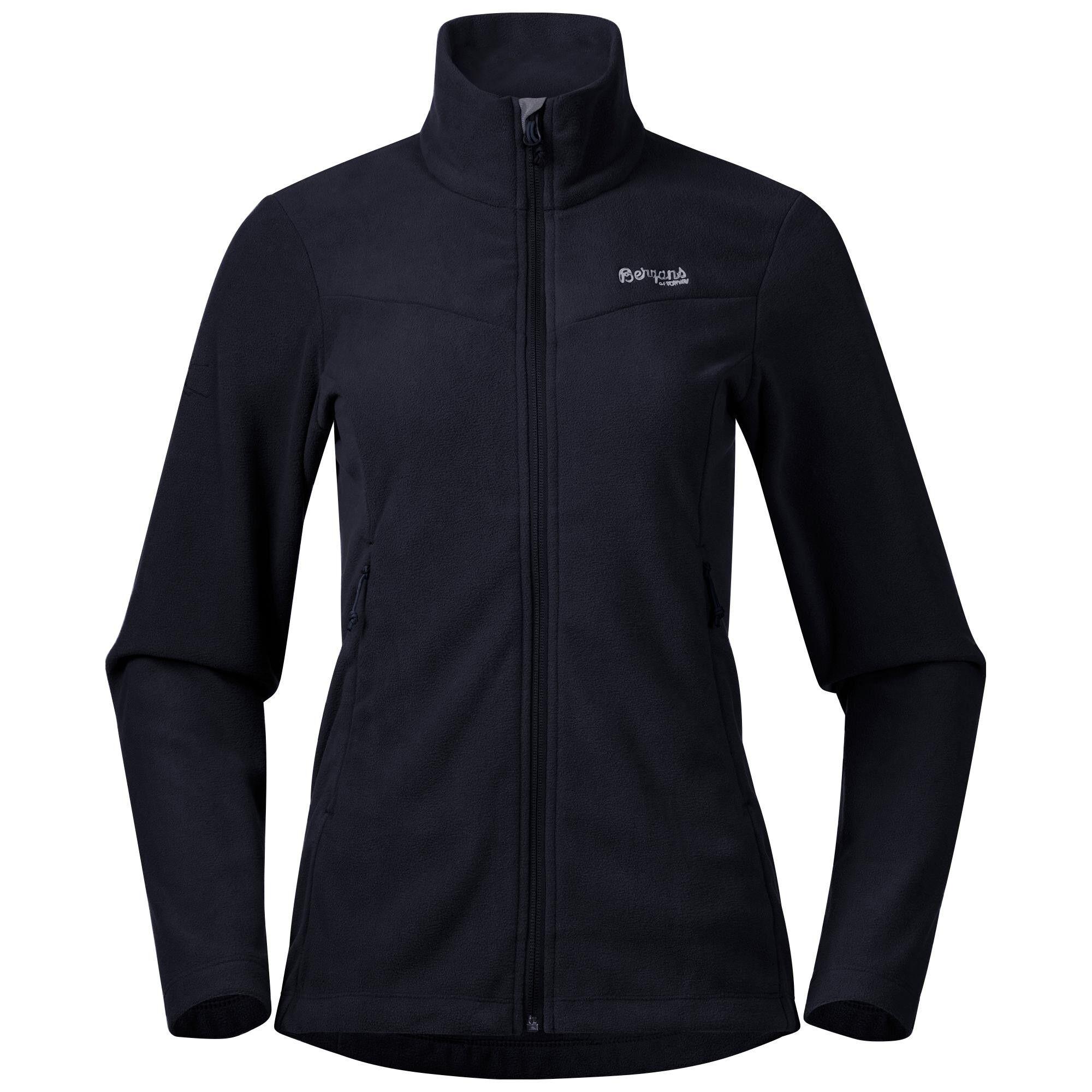 Bergans Finnsnes Jacket, fleecejakke dame