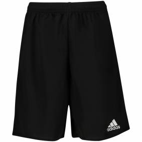 adidas Parma 16 shorts, treningsshorts junior 128 BLACK/WHITE