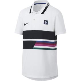 Nike Court Advantage Polo, tennistrøye junior