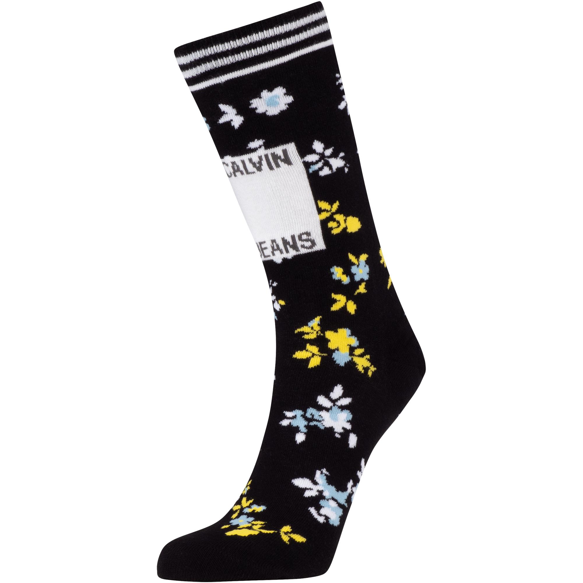 Calvin Bryant Floral Crew, sokker unisex