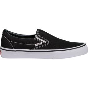 Vans Classic Slip-On, sneaker dame 47 BLACK