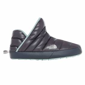 'The North Face' Thermoball Traction Bootie, tøffel dame 36 Shiny Blackened Peal
