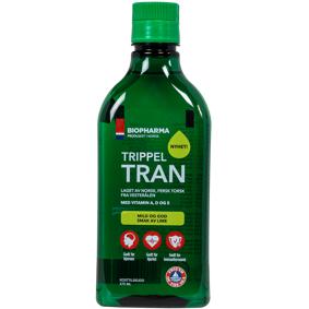 Biopharma Trippel Tran Lime STD Lime