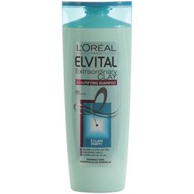 L'Oréal Paris Elvital Shampo 400ml Clay 400ml Clay